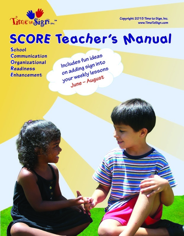 preschool theme based curriculum time to sign rh timetosign com Communication Milestones Checklist Communication Milestones Chart