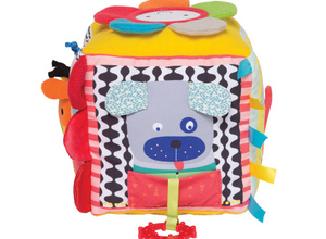 Little Explorer Activity Cube