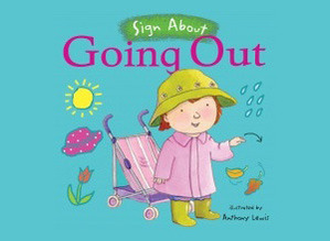 Going Out Board Book