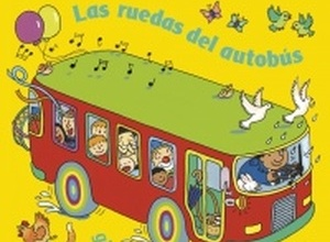 The Wheels on the Bus Spanish Edition Board Book