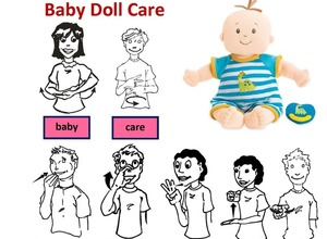 Social Emotional Boy Doll Care Kit