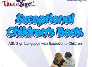 Exceptional Children Book