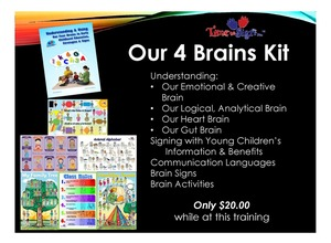 Understanding and Using our 4 Brains Toolkit
