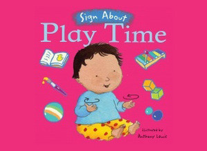 Play Time Board Book