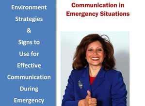 Teaching Strategic School Signs for Covert Communication in Emergency Situations