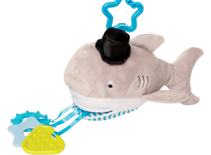 Zip and Play with Sheldon the Shark