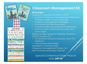 Classroom Management and Smooth Transitions Tool Kit