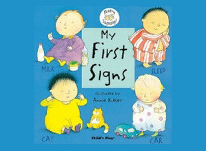 My First Signs Board Book