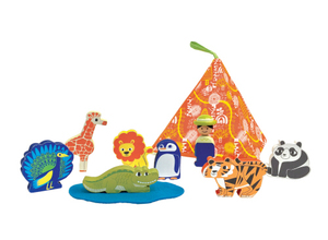 Zoo Adventure Play Set
