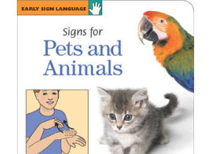 Early Series Pets and Animals Board Book