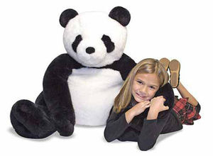 Panda Bear Giant Stuffed