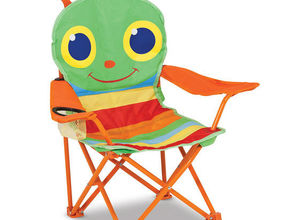 Happy Giddy Child Outdoor Chair