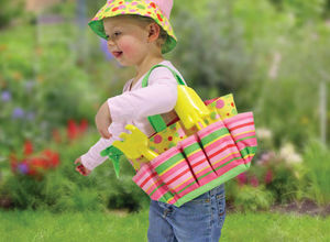 Blossom Bright Kids Gardening Tote Set