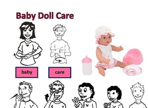 Social Emotional Baby Doll Care Kit