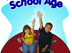 School Age Sign Language Book with DVD