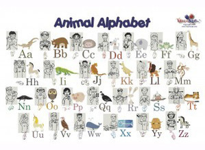Old Fashioned image inside asl animal signs printable