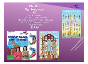 Christian Sign Language Toolkit