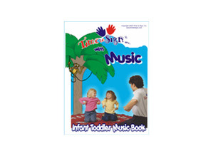 Infant andToddler Sign Language Music Book with CD