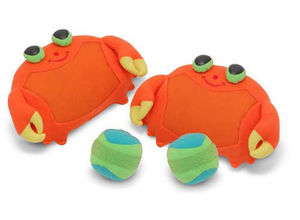 Clicker Crab Toss and Grip Game for Kids