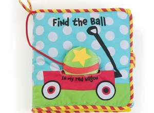 Find the Ball Soft Book