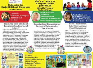 Enhance the Early Childhood Classroom
