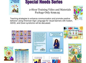 Everyone Can Sign Special Needs with 2Hour Training Toolkit