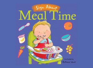 Meal Time Board Book