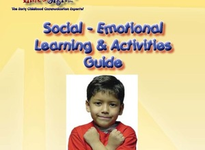 Social Emotional Learning and Activities Guide