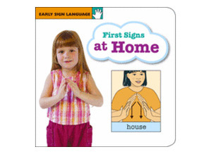 Early Series First Signs at Home Board Book
