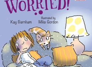 Feeling Worried by Kay Barnham