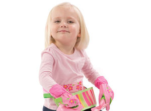 Blossom Bright Gardening Tool Belt Set