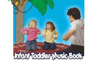 Infant and Toddler Music Book with CD