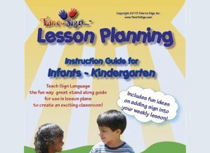 Fingerdancing Signs for Instruction Curriclum for Infants to Kindergarten