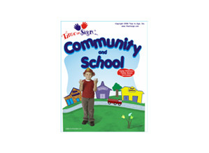 Young Children Theme Based Curriculum Community and School Module