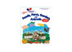 Young Children Theme Based Curriculum Foods Farm Garden and Animals Module