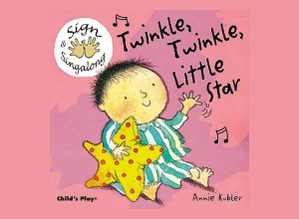 Hands on Song Twinkle Twinkle Little Star Board Book