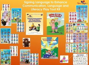 Signing Fundamentals with Language and Literacy Toolkit