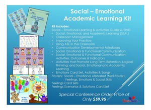 Social Emotional Learning Kit