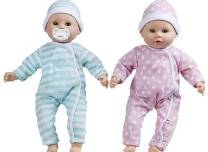 Mine to Love Twins Luke And Lucy Dolls
