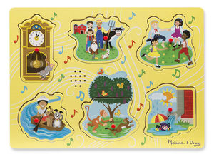 Sing Along Nursery Rhymes Puzzle