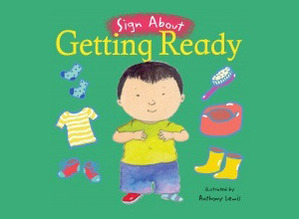 Getting Ready Board Book