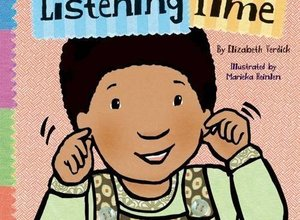 Listening Time Board Book