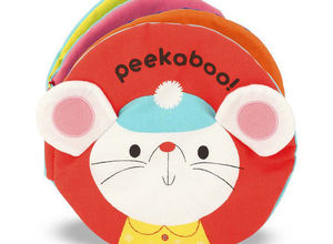 Soft Activity Book  Peekaboo