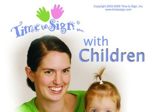 Time to Sign with Children Learning Guide Master Class