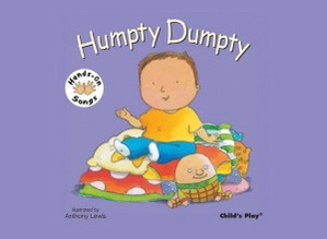 Hands on Song Humpty Dumpty Board Book