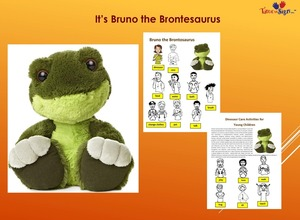 Bruno The Brontosaurus