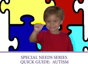 Autism Book and DVD
