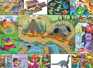 Dino Land Discovery Zone Toolkit
