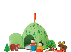 Forest Adventure Play Set
