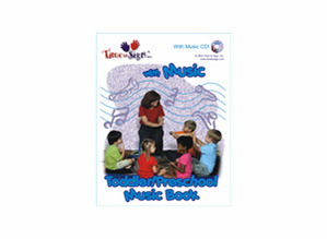 Toddler and Preschool Music Book with CD